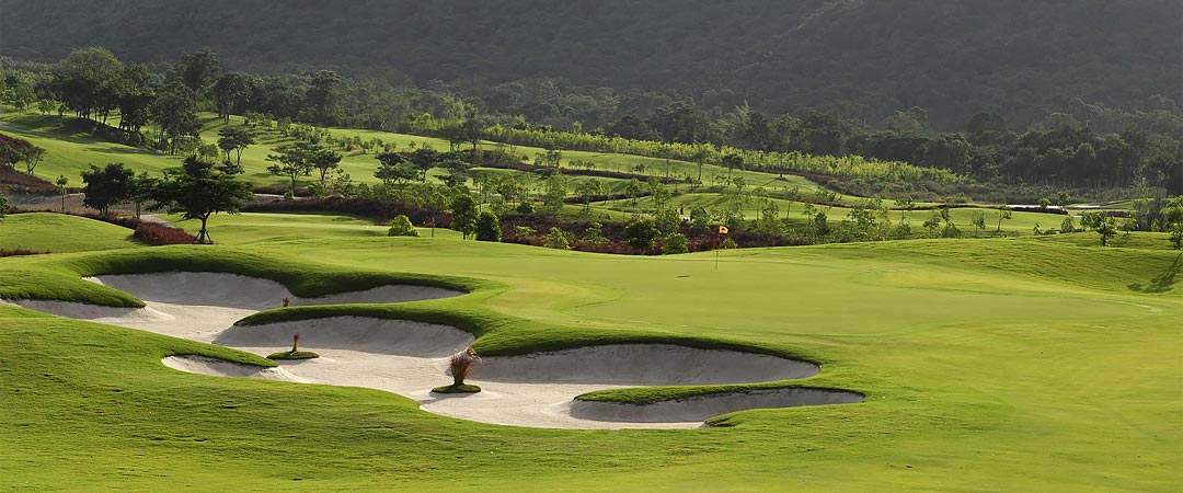 Hua Hin Golf Course - Black Mountain